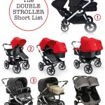 Double Stroller Week – The Short List