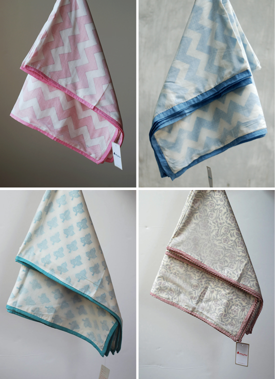 Dohar Baby Blankets