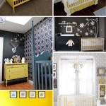 Nursery Color Scheme – Yellow & Grey