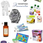 Favourite American Things for 3-9 month-olds