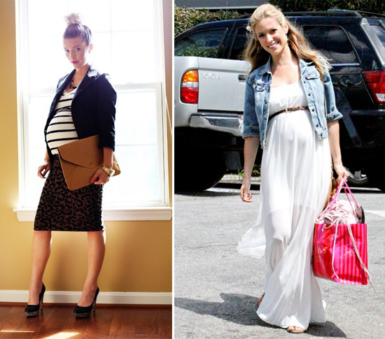 Pregnancy Style Inspiration – Street/Casual