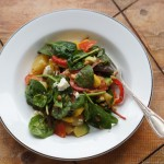 Mini Veg – Warm Potato Sallad