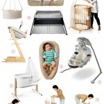 Bassinets, Cradles & Day Cribs for Newborns