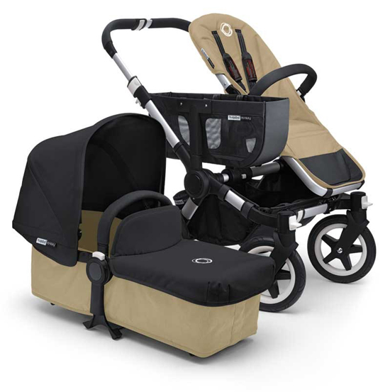 Mini Piccolini -  Our new double stroller