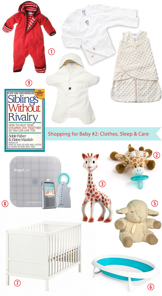 Mini Piccolini - Shopping for Baby #2