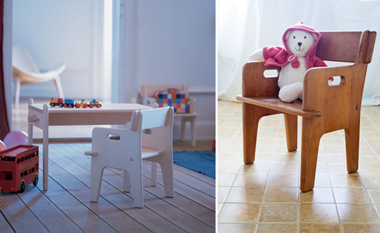 Mini Tables Chairs