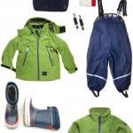 Autumn Outerwear for Toddlers
