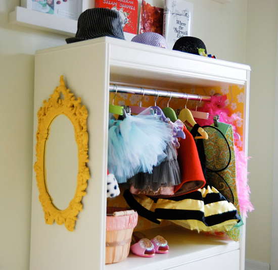 Mini Piccolini - DIY Costume Closet