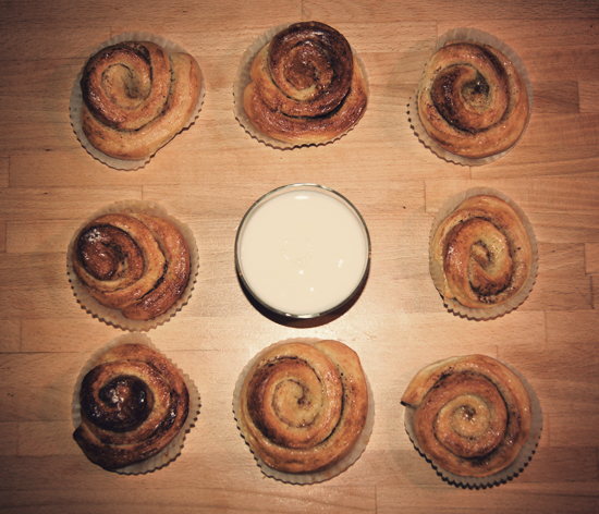Mini Piccolini - Swedish Cinnamon Buns