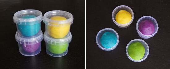 Mini Piccolini - DIY Playdough Recipe