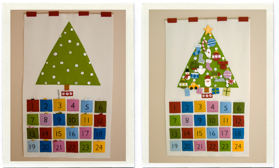 Advent Calendar Craft Kindergarten : Diy advent calendars