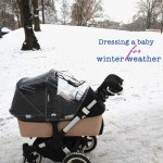 Dressing a Baby for Winter Weather