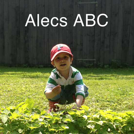 Pre-school ABC Learning Activities