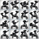 On the Double Stroller Shortlist – Baby Jogger City Select