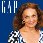 Diane von Furstenberg for Gap!