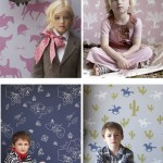 Gorgeous Children's Wallpaper from Hibou Home