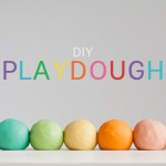 DIY Jello-O Playdough