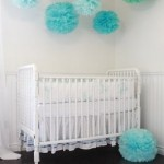 Nursery Decorating with Poms