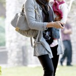 Mother with Style: Jessica Alba