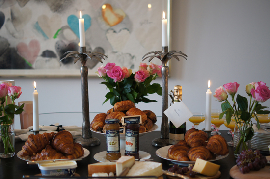 French Bridal Shower Breakfast by Mini Piccolini