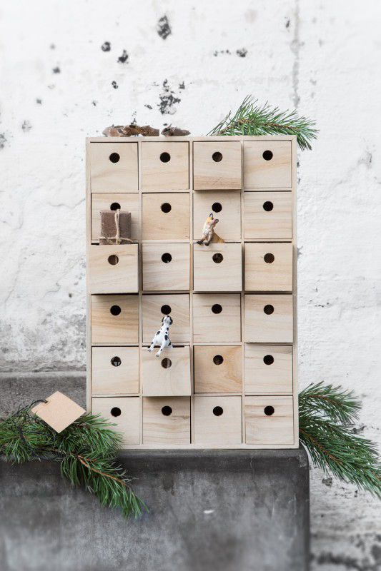 Mini Piccolini | Simple Advent Calendar by Granit
